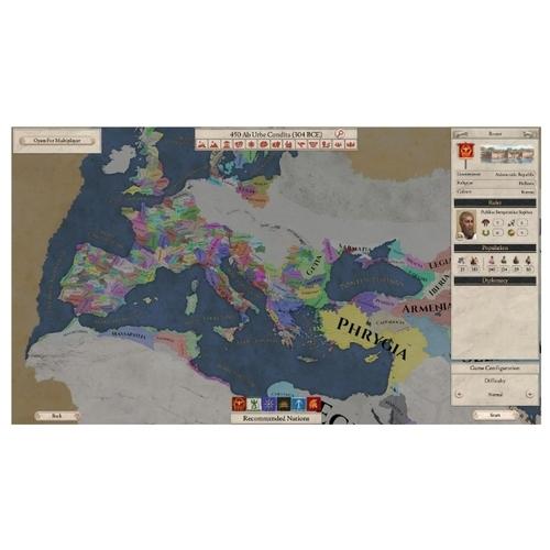 Imperator: Rome. Deluxe Edition
