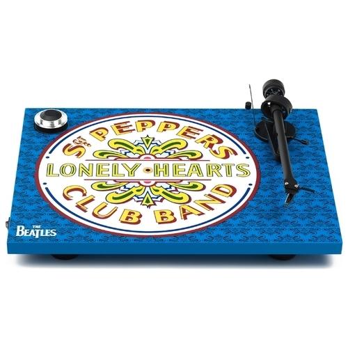 Виниловый проигрыватель Pro-Ject Essential III Sgt. Pepper's Drum