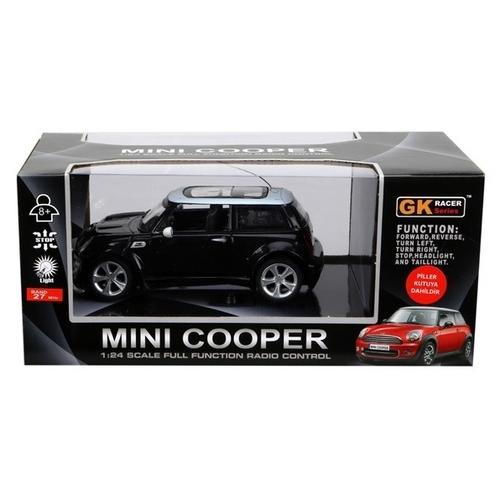 Легковой автомобиль GK Racer Series BMW Mini Cooper (866-2413) 1:24 16 см