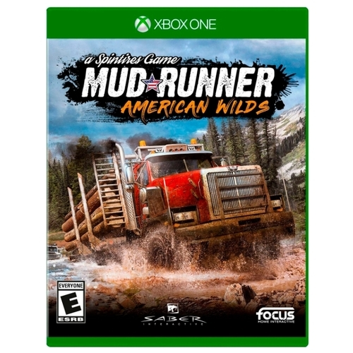 Spintires: Mud Runner - American Wilds