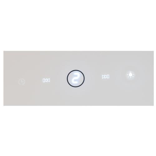 Каминная вытяжка Exiteq EX-1155 white
