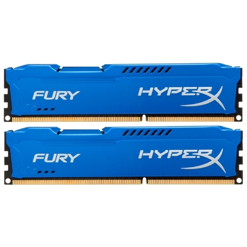 Оперативная память 8 ГБ 2 шт. HyperX HX313C9FK2/16