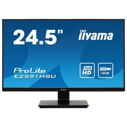 Монитор Iiyama ProLite E2591HSU-1