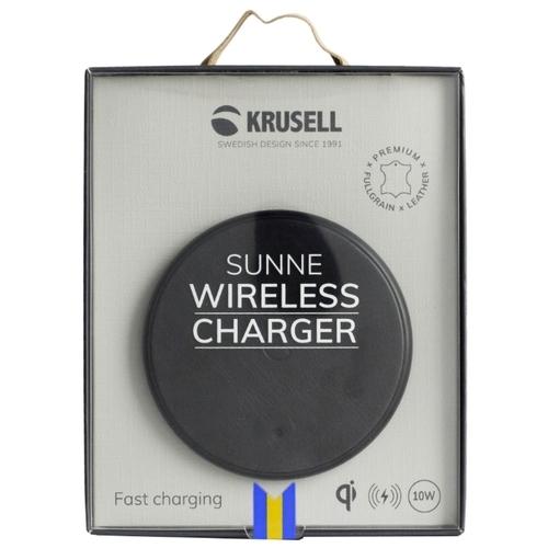 Беспроводная сетевая зарядка Krusell Sunne