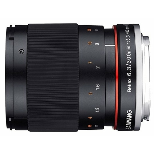 Объектив Samyang 300mm f/6.3 ED UMC CS Reflex Mirror Lens Micro 4/3