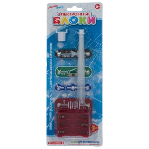 Электронный конструктор Ningbo Union Vision Оптоволоконная лампа YJ188180001
