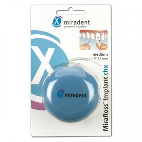 Зубная нить miradent
