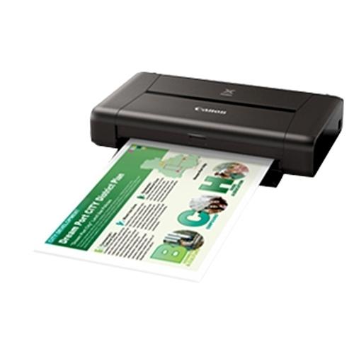 Принтер Canon PIXMA iP110 с аккумулятором