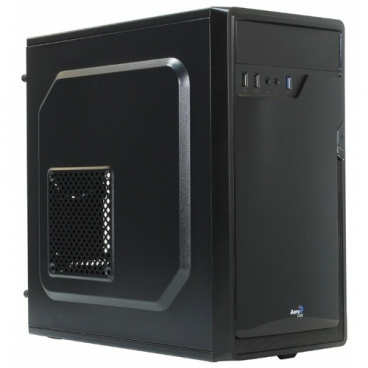 Компьютерный корпус AeroCool CS-100 Advance Black