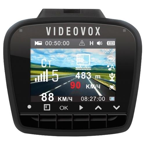 Видеорегистратор с радар-детектором Videovox CMB-100, GPS