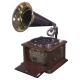 Виниловый проигрыватель PlayBox PB-1013U Gramophone-III