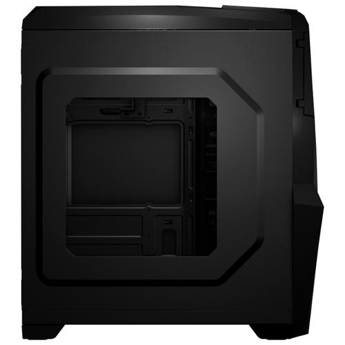 Компьютерный корпус AeroCool Cruisestar Advance Black