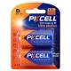 Батарейка PKCELL Ultra Digital Alkaline D/LR20