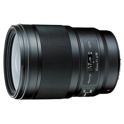 Объектив Tokina Opera 50mm f/1.4 FF Canon EF