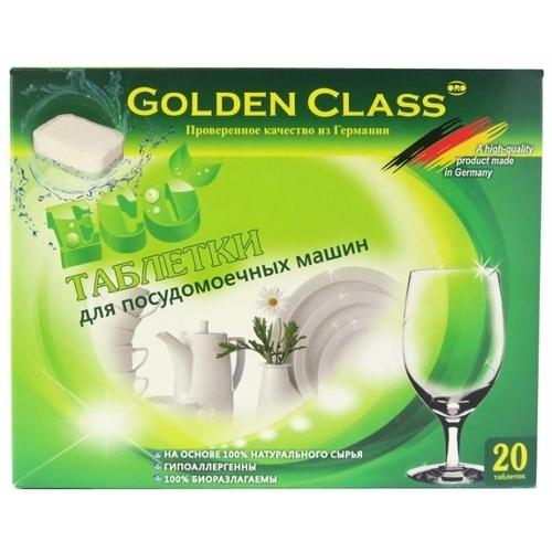 Golden ECO таблетки для посудомоечной машины