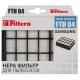 Filtero HEPA-фильтр FTH 04