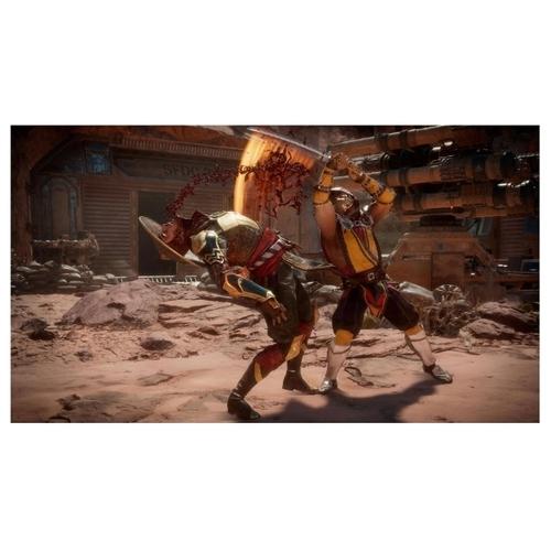 Mortal Kombat 11. Steelbook Edition