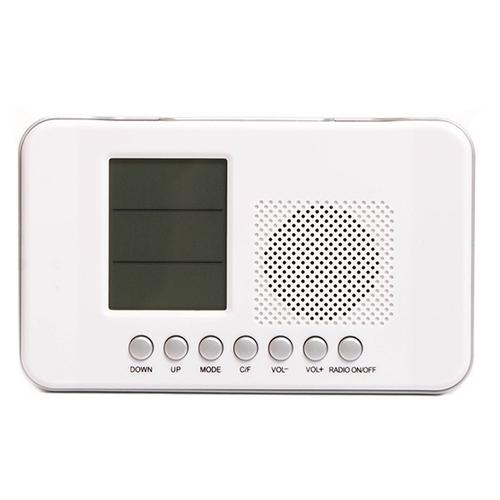 Радиобудильник СИГНАЛ ELECTRONICS CR-204