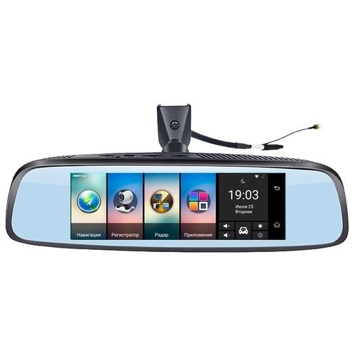 Видеорегистратор SHIFT V7.5 4G, 2 камеры, GPS