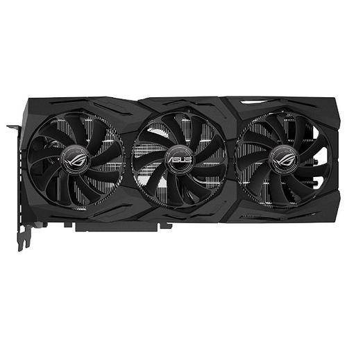 Видеокарта ASUS GeForce RTX 2080 1515MHz PCI-E 3.0 8192MB 14000MHz 256 bit 2xHDMI 2xDisplayPort HDCP Strix Gaming OC