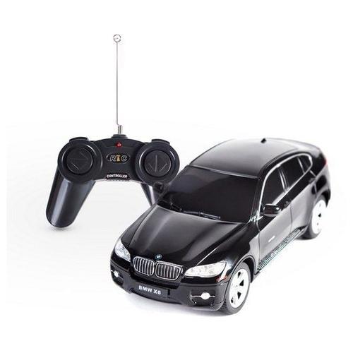 Легковой автомобиль Rastar BMW X6 (31700) 1:24 20 см