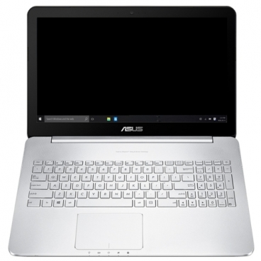 "Ноутбук ASUS N552VX (Intel Core i7 6700HQ 2600 MHz/15.6""/1920x1080/8.0Gb/1000Gb/DVD-RW/NVIDIA GeForce GTX 950M/Wi-Fi/Bluetooth/Win 10 Home)"