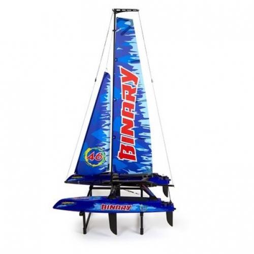 Лодка Joysway Binary Catamaran Yacht