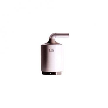 Накопительный газовый водонагреватель Ariston SGA 80