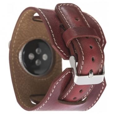 Bouletta Кожаный ремешок Cuff для Apple Watch 38/40 мм (V4EF)