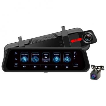 Видеорегистратор RECXON Guard V1, 2 камеры, GPS
