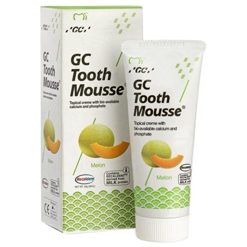 Зубной гель GC Corporation Tooth mousse, дыня
