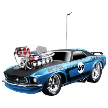 Легковой автомобиль Maisto Ford Mustang Boss 302 (81301) 1:18