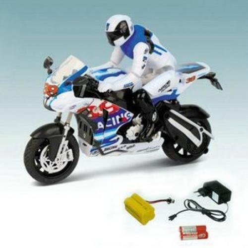 Мотоцикл Shenzhen Toys 333-902B - М35563 1:22