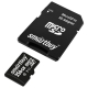 Карта памяти SmartBuy microSDXC Class 10 UHS-I U1 256GB + SD adapter