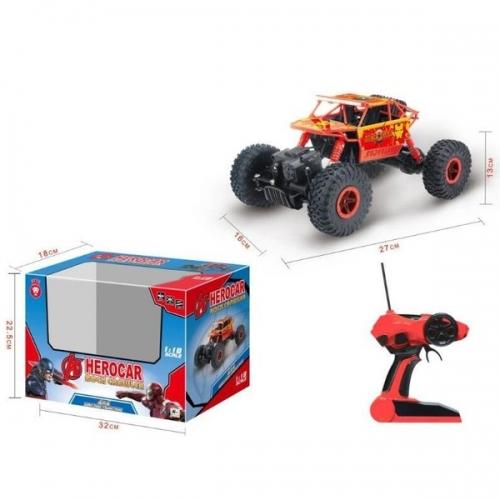 Внедорожник HuangBo Toys 699-86 1:18