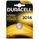 Батарейка Duracell 2016