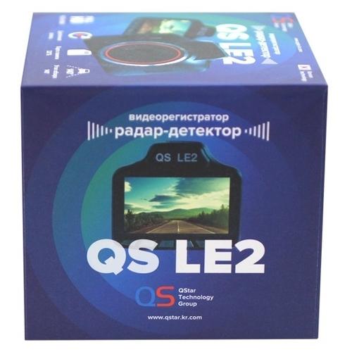 Видеорегистратор с радар-детектором QStar LE2