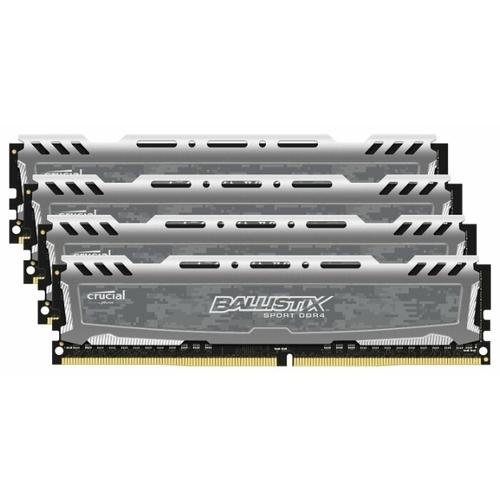 Оперативная память 4 ГБ 4 шт. Ballistix BLS4C4G4D240FSB