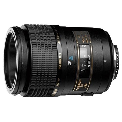 Объектив Tamron SP AF 90mm f/2.8 Di Macro 1:1 (272E NII) Nikon F
