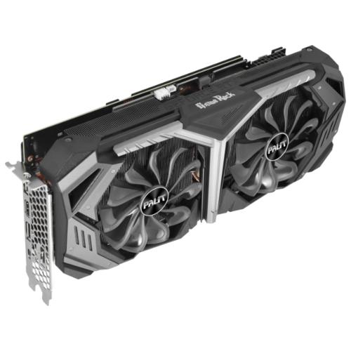 Видеокарта Palit GeForce RTX 2070 1410MHz PCI-E 3.0 8192MB 14000MHz 256 bit HDMI HDCP GameRock