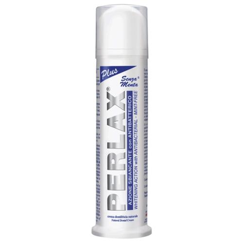 Зубная паста Perlax Отбеливающая с помпой