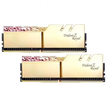 Оперативная память 16 ГБ 2 шт. G.SKILL F4-4000C19D-32GTRG