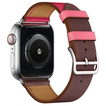 COTEetCI Ремешок W36 Fashion Leather (short) для Apple Watch 38/40mm