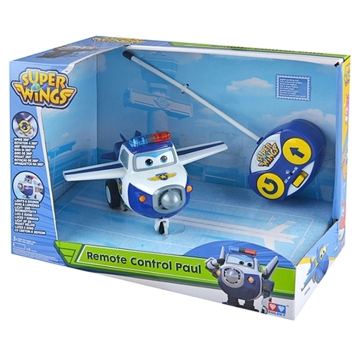 Самолет Auldey Super Wings Пол (YW710750)