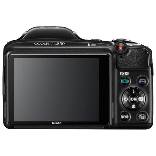 Фотоаппарат Nikon Coolpix L830
