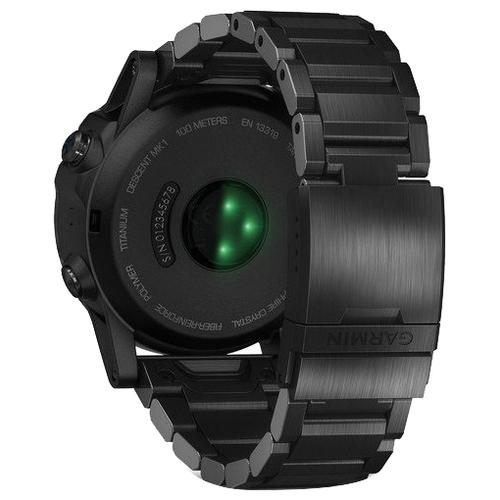 Часы Garmin Descent Mk1 Sapphire with DLC Titanium Band