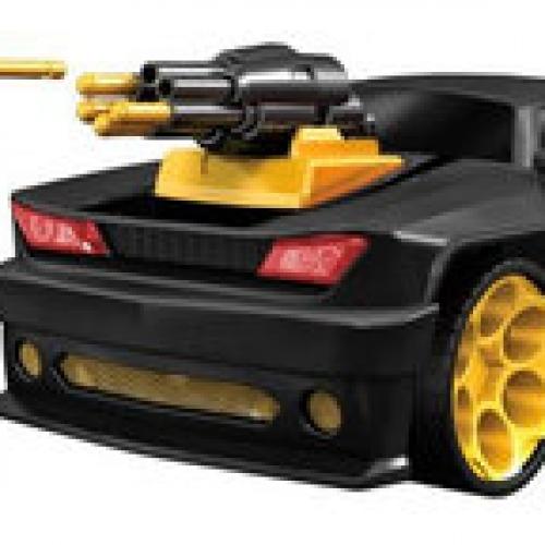 Машинка Наша игрушка Молния