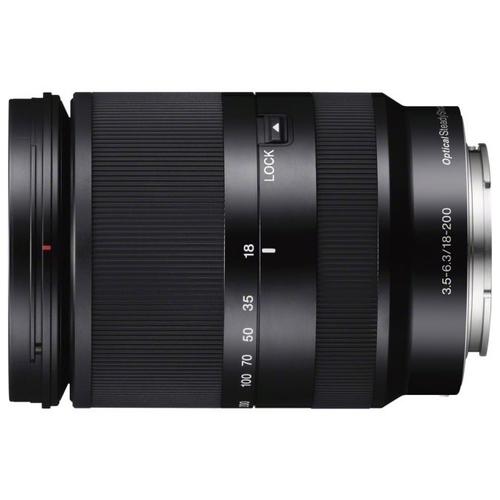 Объектив Sony 18-200mm f/3.5-6.3 E LE (SEL-18200LE)