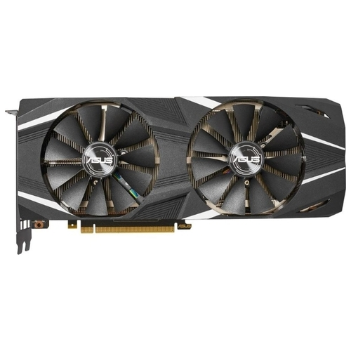 Видеокарта ASUS Dual GeForce RTX 2080 Ti 1350MHz PCI-E 3.0 11264MB 14000MHz 352 bit 3xDisplayPort HDMI HDCP Advanced