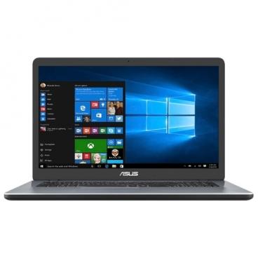 "Ноутбук ASUS Vivobook 17 X705MA-BX014T (Intel Pentium N5000 1100 MHz/17.3""/1600x900/4GB/1000GB HDD/DVD нет/Intel UHD Graphics 605/Wi-Fi/Bluetooth/Windows 10 Home)"